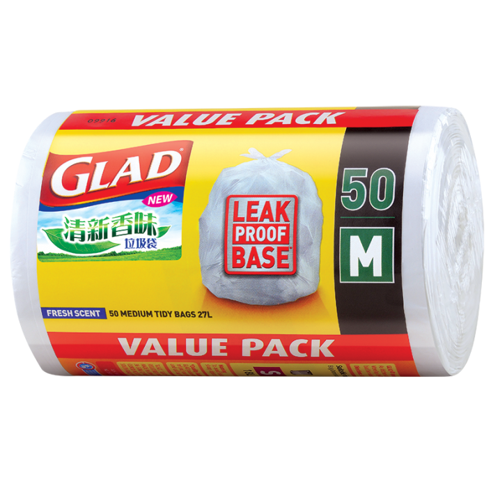 佳能清新香味垃圾袋中袋 (50個裝)