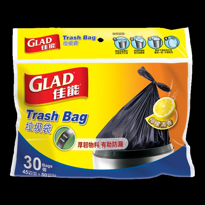 佳能檸檬味垃圾袋 (30個裝)